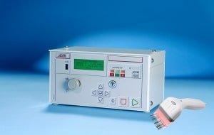 Leak test - flowmeter