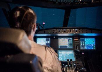 Pilote d'avion - Cockpit