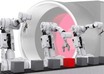 Robot - Tapis roulant