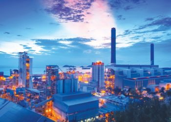 Coal-fired power plant - Power plant