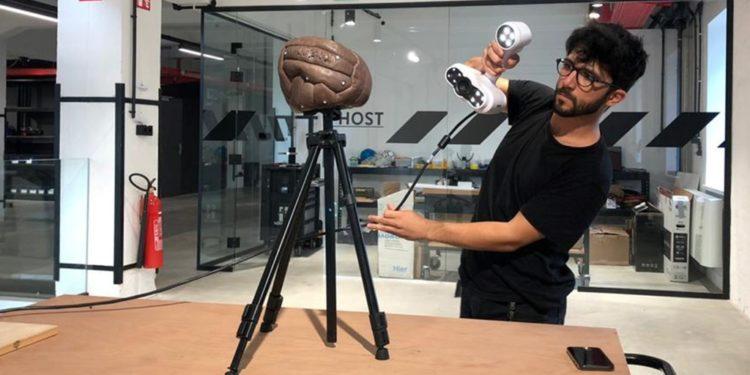 Scanner 3D - Scanner d'image