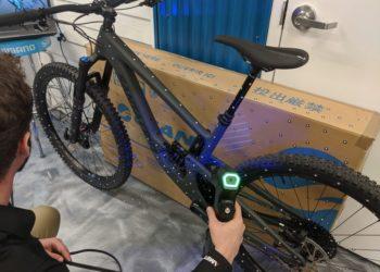 mountain bike - bike frame