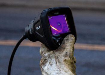 Caméra infrarouge flir